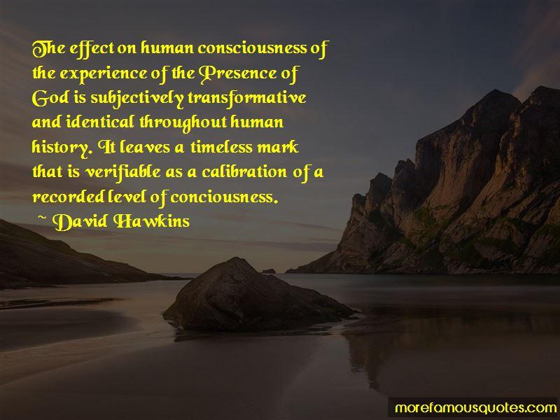 David Hawkins Quotes