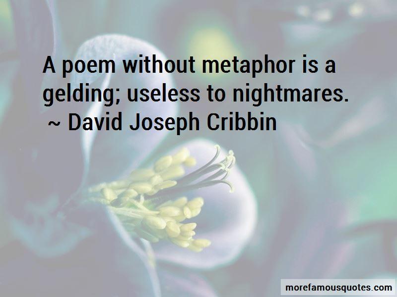 David Joseph Cribbin Quotes Pictures 2