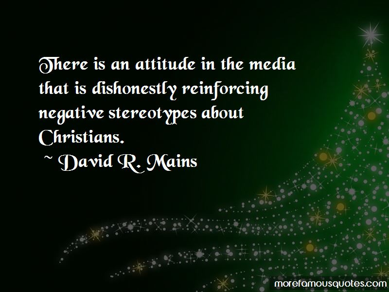 David R. Mains Quotes Pictures 2