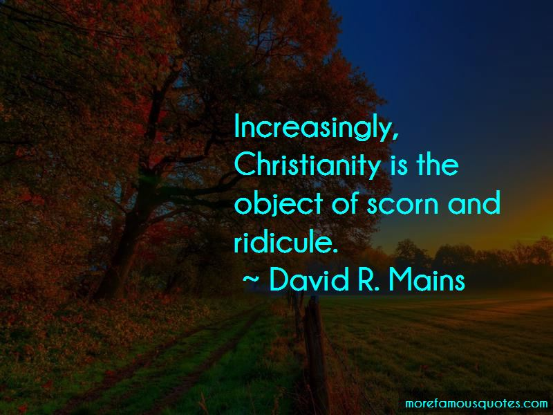 David R. Mains Quotes Pictures 3