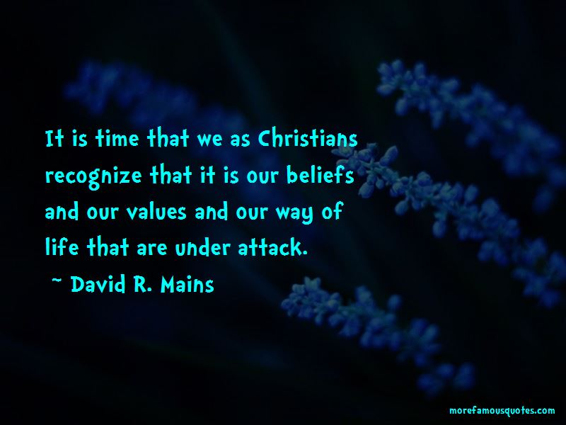 David R. Mains Quotes Pictures 4