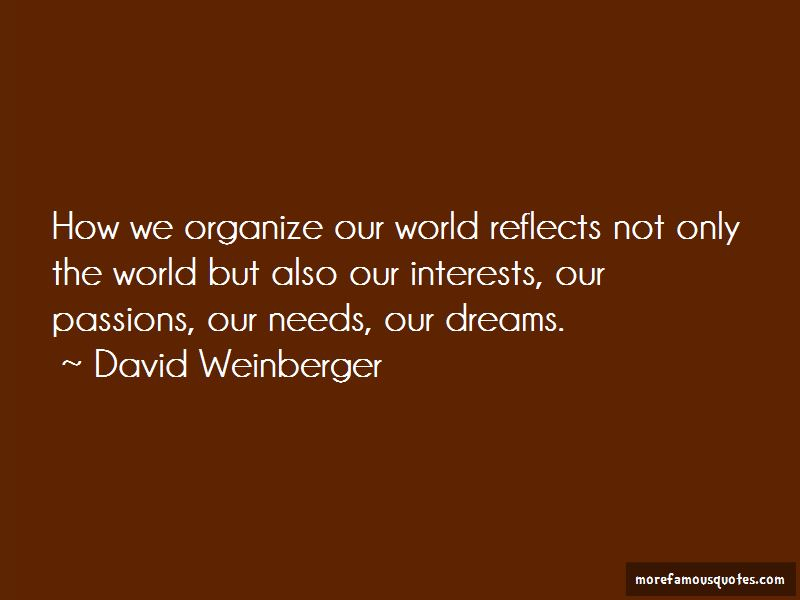 David Weinberger Quotes Pictures 3