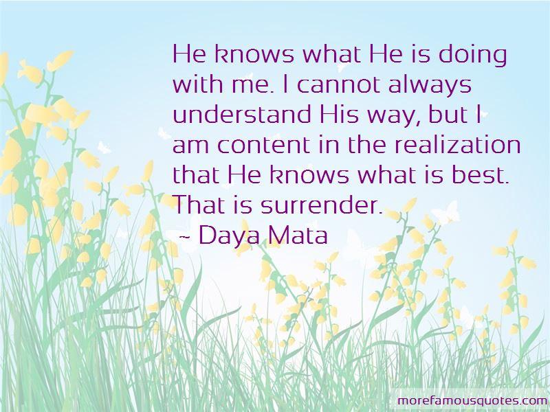 Daya Mata Quotes Pictures 2