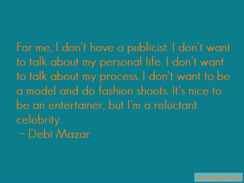 Debi Mazar Quotes Pictures 2