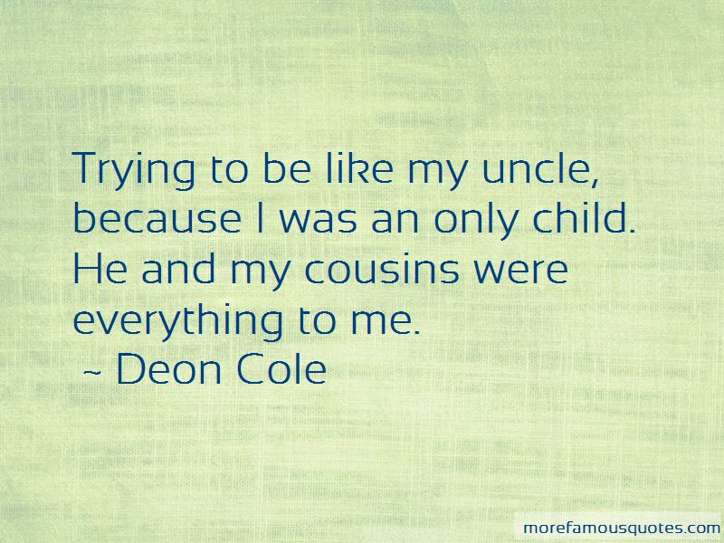 Deon Cole Quotes Pictures 2