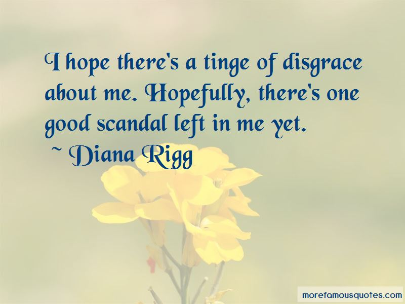 Diana Rigg Quotes Pictures 4
