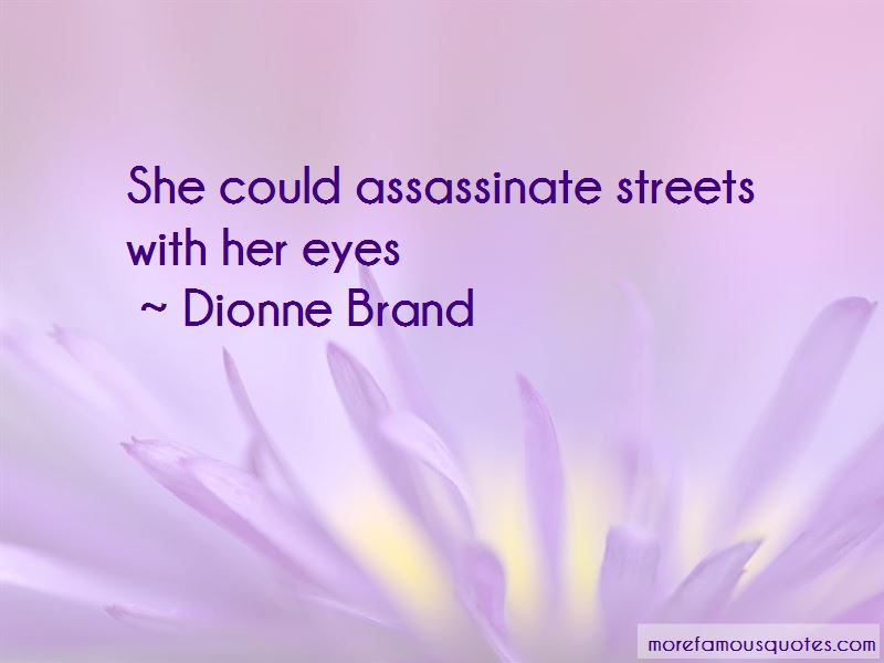 Dionne Brand Quotes Pictures 3