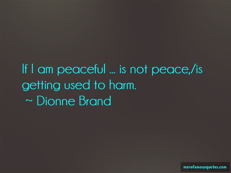 Dionne Brand Quotes Pictures 4