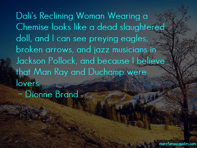 Dionne Brand Quotes