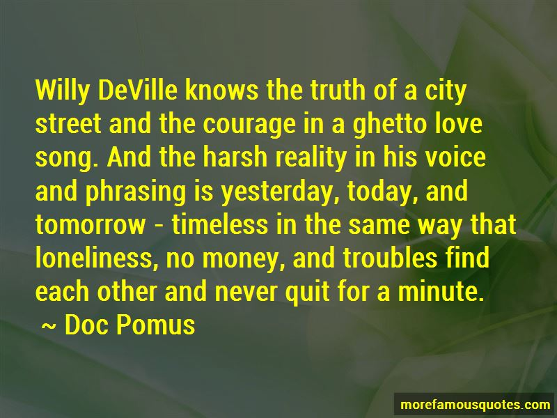 Doc Pomus Quotes Pictures 2