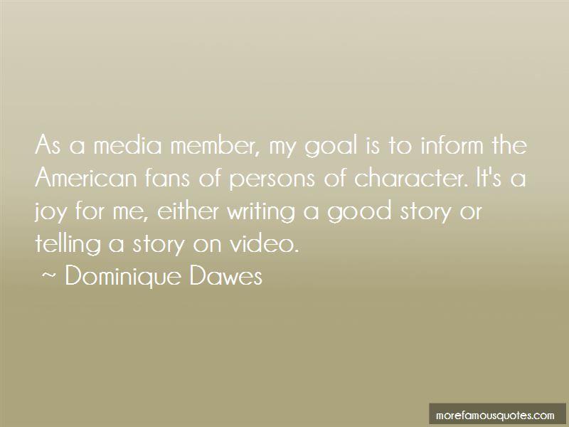 Dominique Dawes Quotes