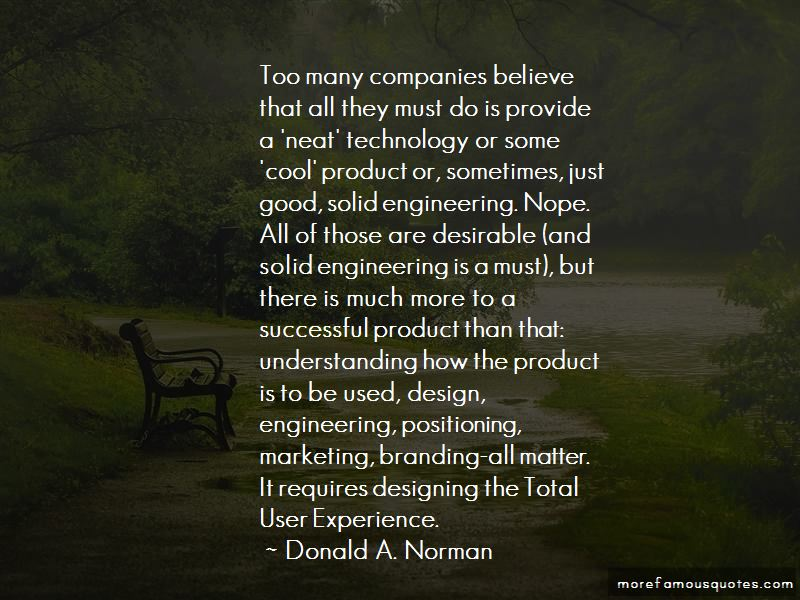 Donald A. Norman Quotes Pictures 3