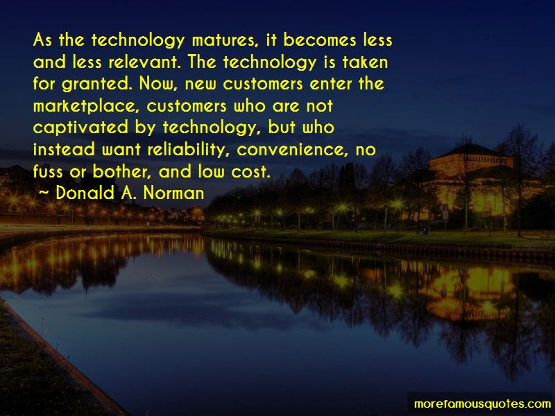 Donald A. Norman Quotes