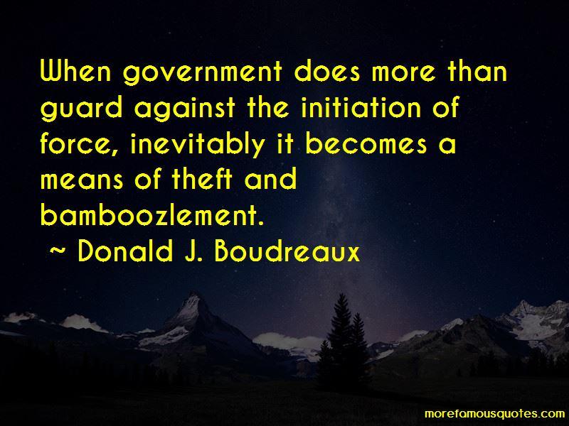 Donald J. Boudreaux Quotes Pictures 3