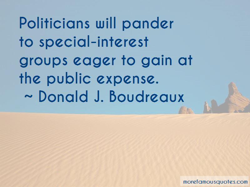 Donald J. Boudreaux Quotes