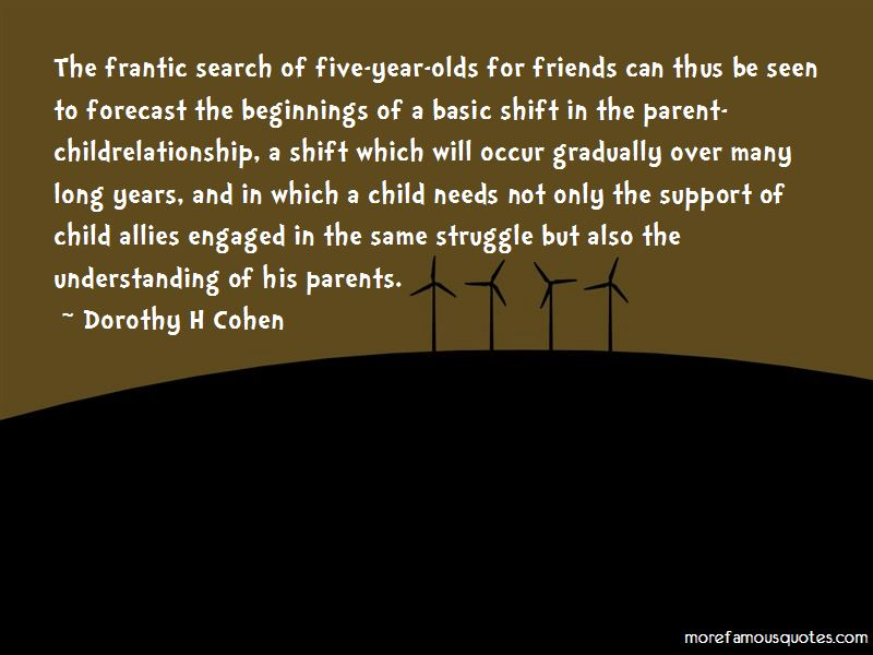 Dorothy H Cohen Quotes Pictures 2
