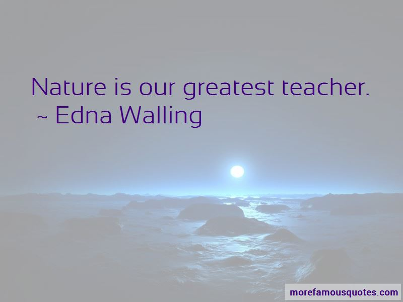 Edna Walling Quotes