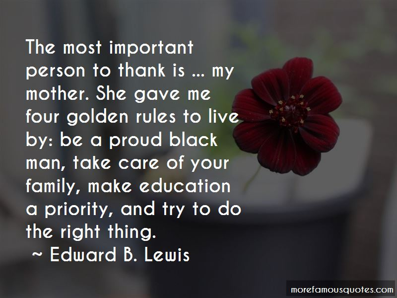 Edward B. Lewis Quotes Pictures 2