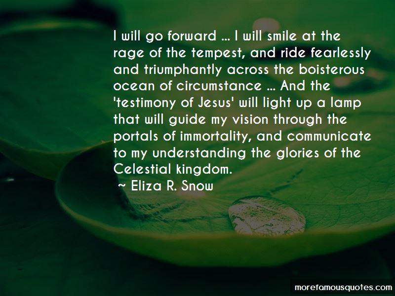 Eliza R. Snow Quotes Pictures 2