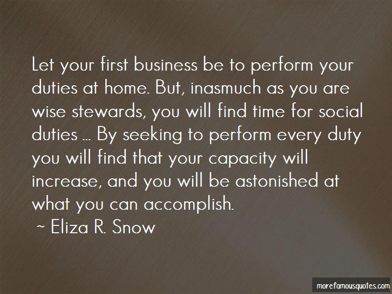 Eliza R. Snow Quotes Pictures 4