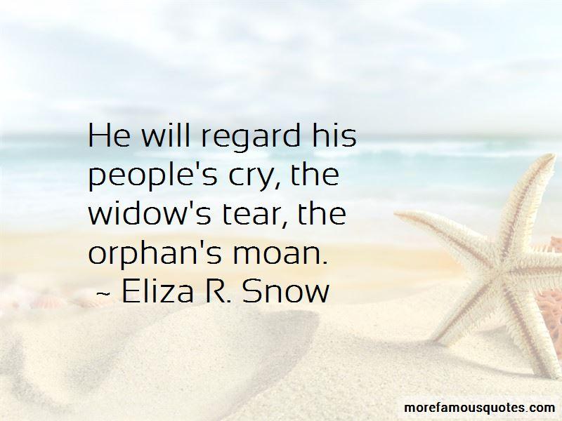 Eliza R. Snow Quotes