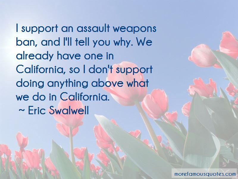 Eric Swalwell Quotes