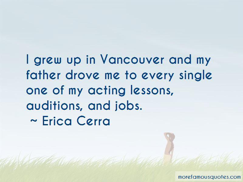 Erica Cerra Quotes Pictures 2