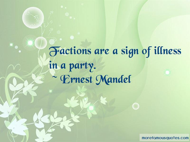 Ernest Mandel Quotes Pictures 2