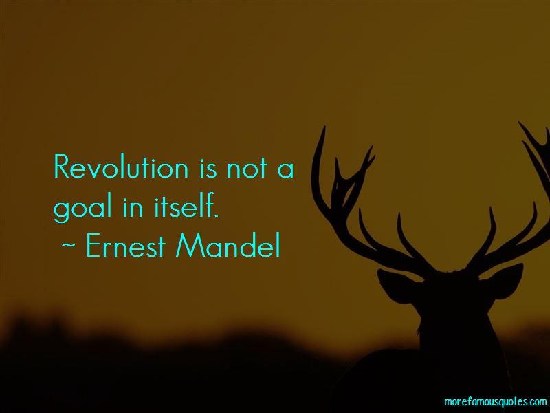 Ernest Mandel Quotes Pictures 4
