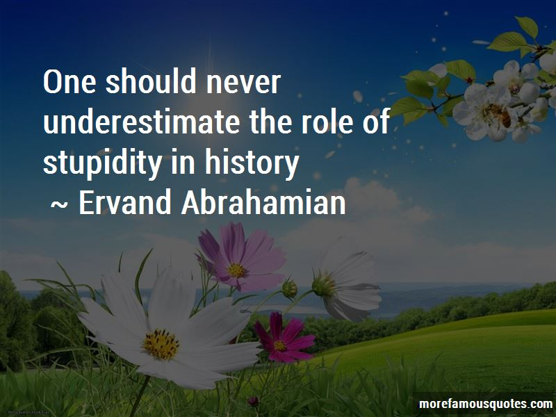 Ervand Abrahamian Quotes