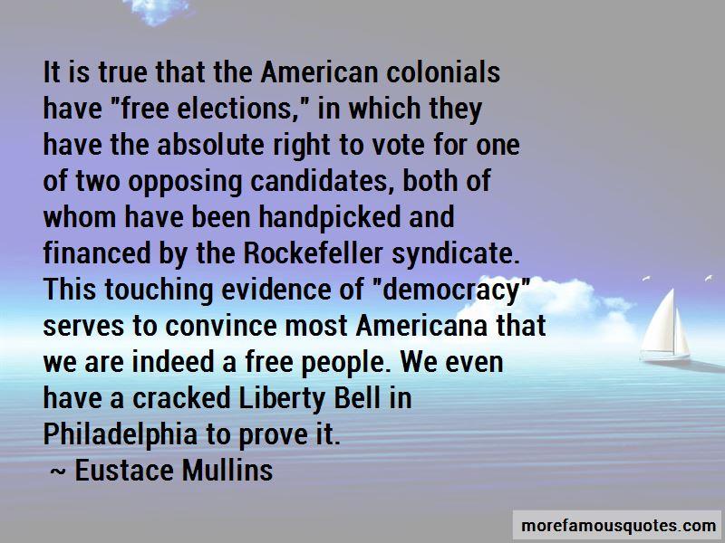 Eustace Mullins Quotes