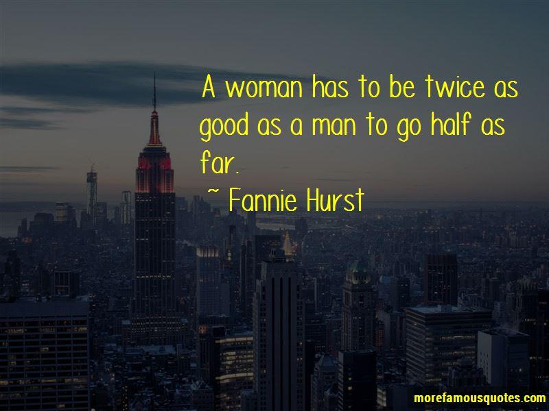Fannie Hurst Quotes Pictures 2