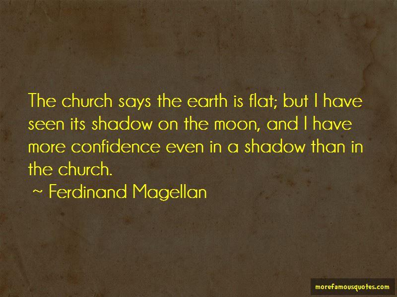 Ferdinand Magellan Quotes