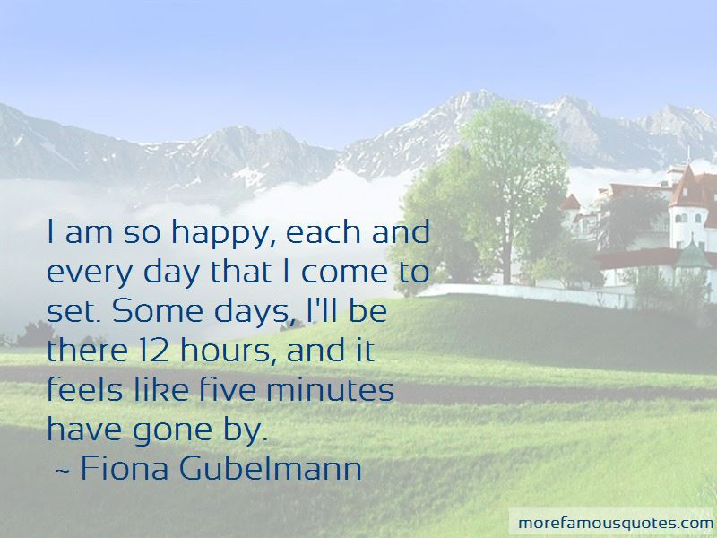 Fiona Gubelmann Quotes Pictures 2