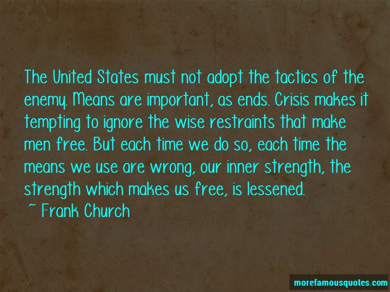 Frank Church Quotes Pictures 3