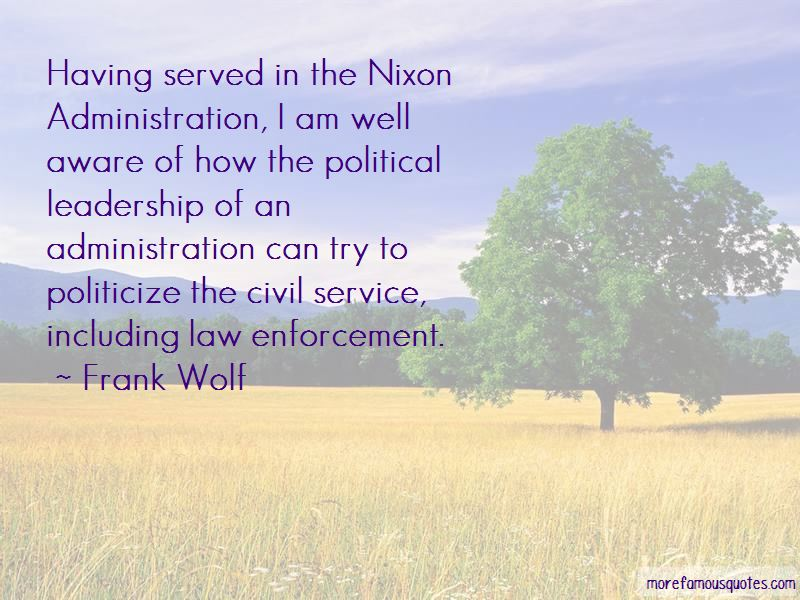 Frank Wolf Quotes Pictures 3