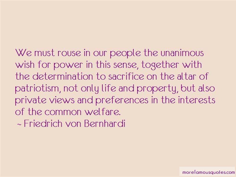 Friedrich Von Bernhardi Quotes Pictures 3