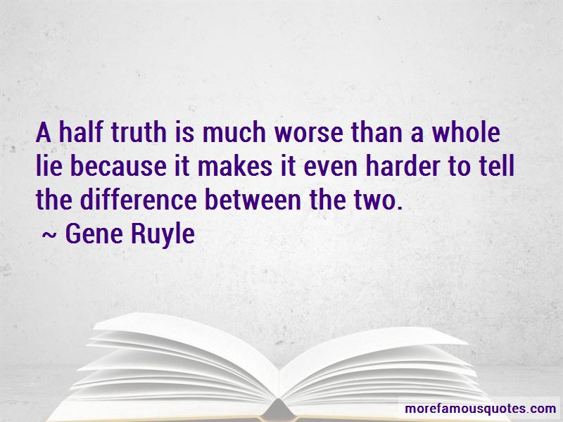 Gene Ruyle Quotes Pictures 2