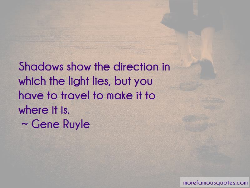 Gene Ruyle Quotes Pictures 3