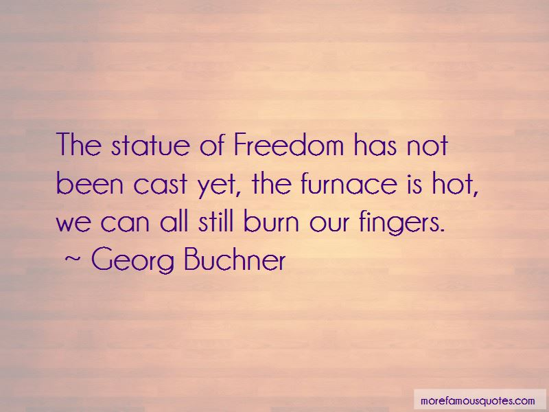 Georg Buchner Quotes Pictures 2