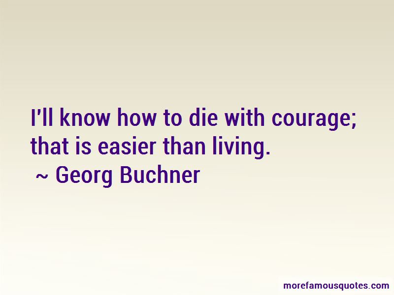 Georg Buchner Quotes Pictures 4