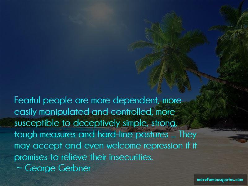 George Gerbner Quotes