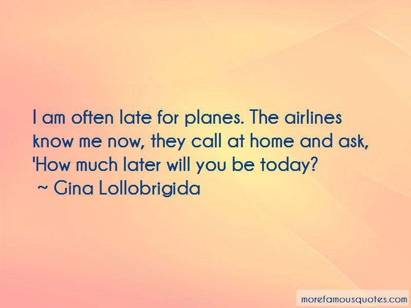 Gina Lollobrigida Quotes Pictures 4
