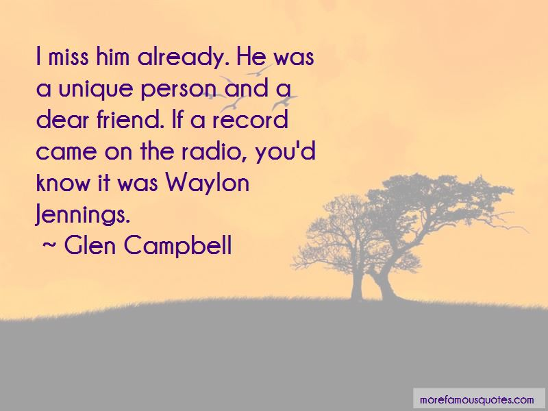 Glen Campbell Quotes Pictures 4