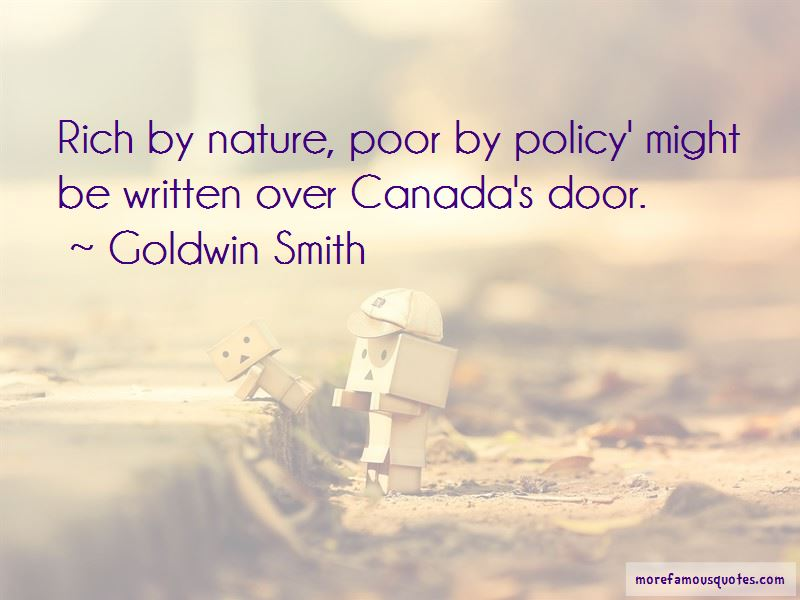 Goldwin Smith Quotes Pictures 4