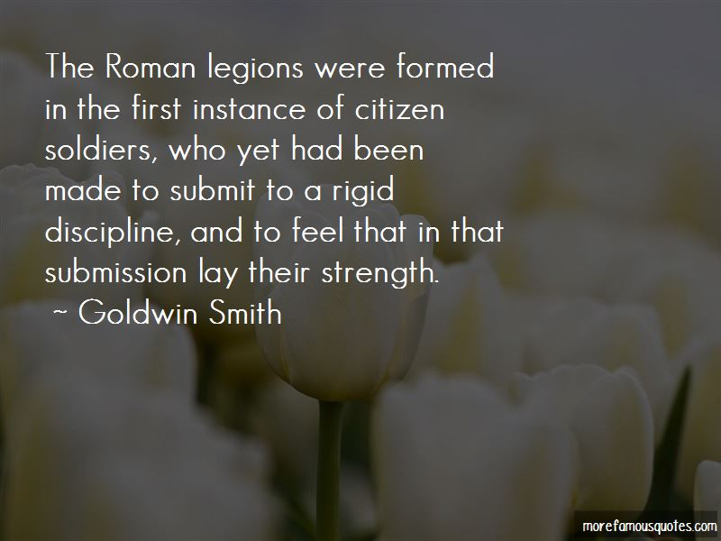 Goldwin Smith Quotes