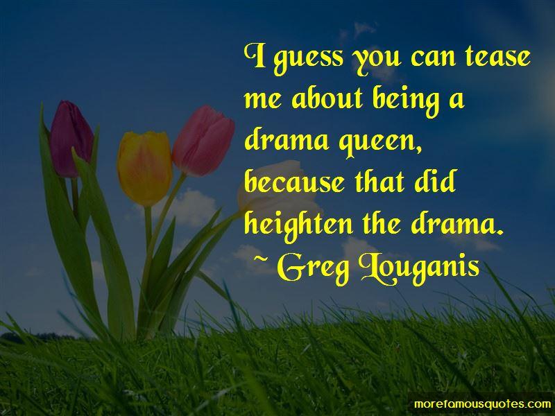 Greg Louganis Quotes