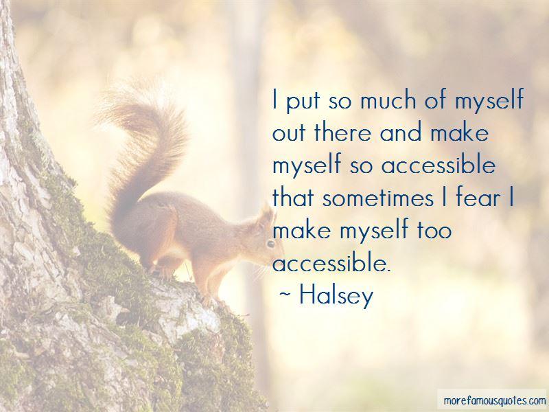 Halsey Quotes