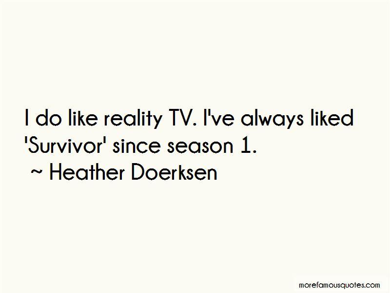Heather Doerksen Quotes Pictures 2
