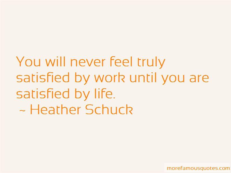 Heather Schuck Quotes Pictures 4